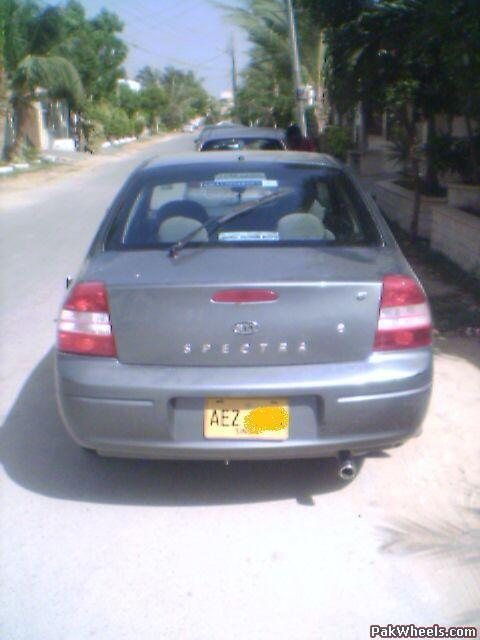 i want to sell my car kia spectra 2003in 3lac80000 cars pakwheels forums. Black Bedroom Furniture Sets. Home Design Ideas