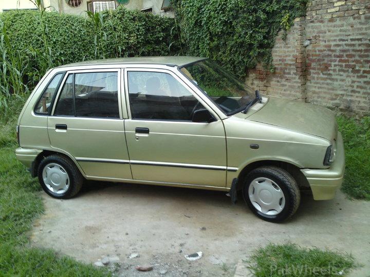 Suzuki mehran vxr 2002 for sale in lahore - Cars - PakWheels