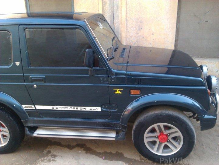 Suzuki Jeep X Sale Pakistan