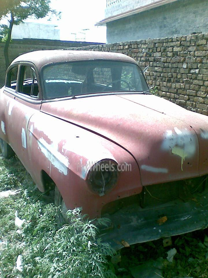 1953 model cheavy for sale - Cars - PakWheels Forums