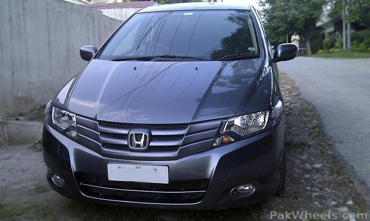 Price Check Honda City 2009 With Some Modifications City