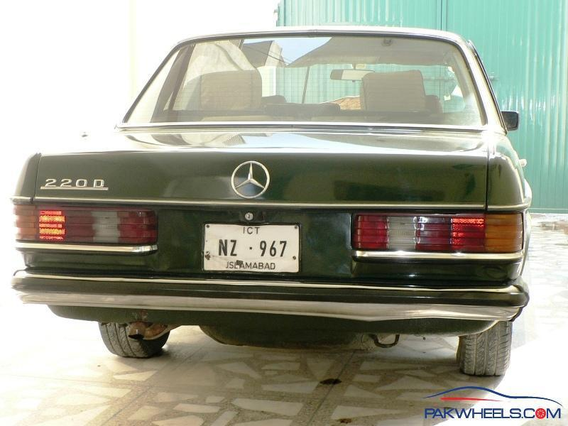 For sale mercedes benz 220d w123 39 84 cars for Mercedes benz 300cd for sale