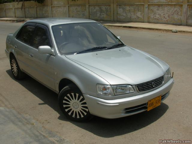 2008 Toyota Corolla For Sale >> Japanese Toyota Corolla model 98/99 for sale - Cars - PakWheels Forums