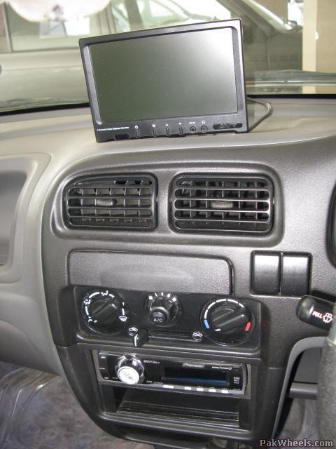 Super Audio System In Alto Vxr In Car Entertainment Ice
