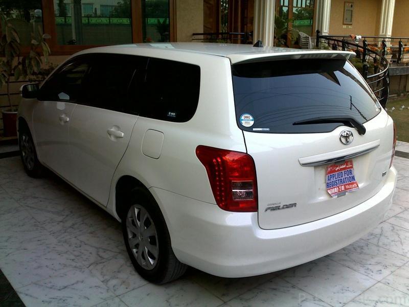 2012 Toyota Corolla For Sale >> Toyota Axio fielder 2006 sale japanese fresh import - Fielder - PakWheels Forums