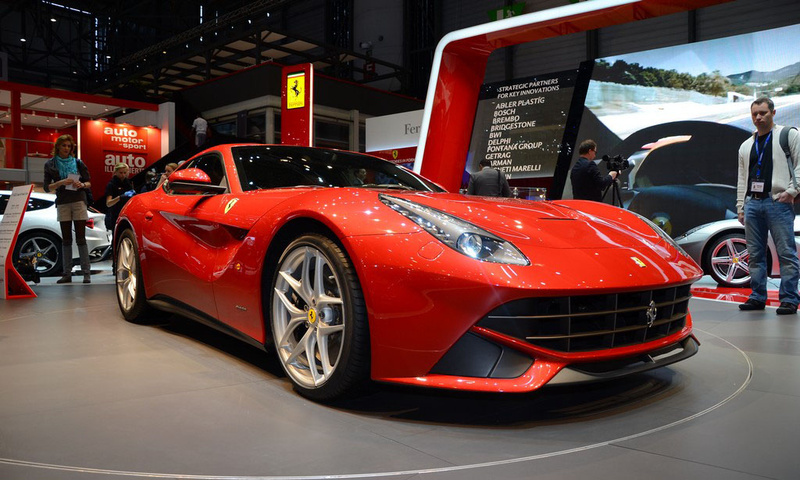 Ferrari F12 Berlinetta Pricing Revealed , News/Articles
