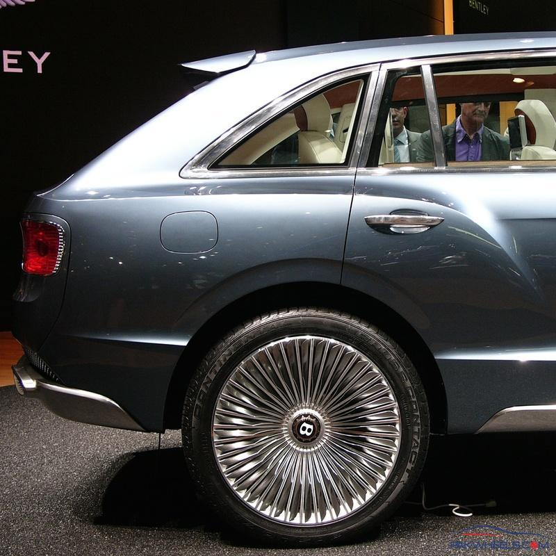 "Bentley SUV Coming In 2016. ""the World Most Expensive SUV"