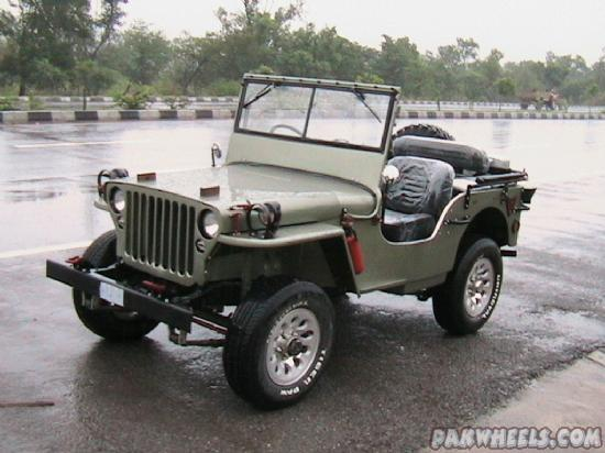 willys mb jeep 1942 masterpiece general 4x4 discussion pakwheels forums. Black Bedroom Furniture Sets. Home Design Ideas