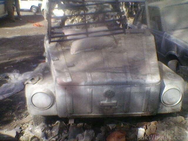 Classic Volkswagen soon on the way to junk yard - General
