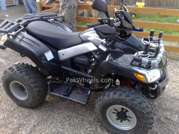 Importing A Quad Bike For Personal Or Farming Use Vehicle