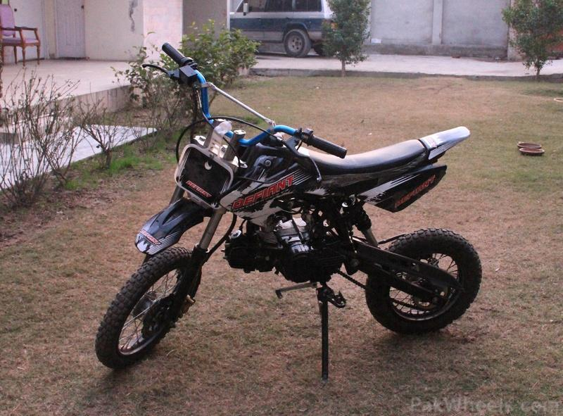 Mini chopper & trail for sale - Cars - PakWheels Forums