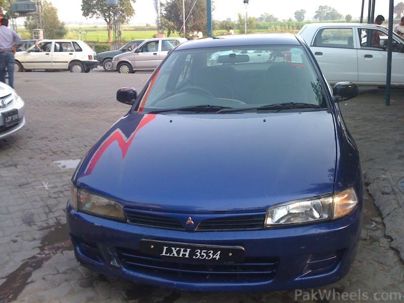 F.S Mitsubishi Lancer 1997 GLX-1997 - Cars - PakWheels Forums