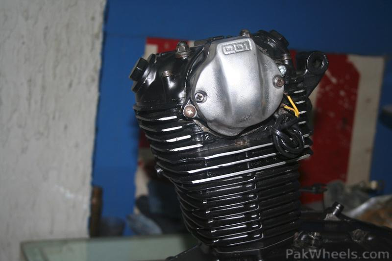 2012 Honda Civic For Sale >> Honda XL180 Engine FS (CB180) - Honda Bikes - PakWheels Forums