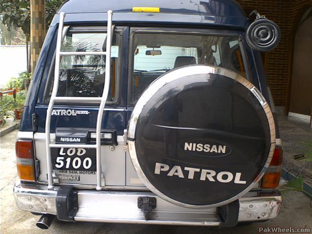 Nissan patrol fan club - General 4X4 Discussion - PakWheels Forums