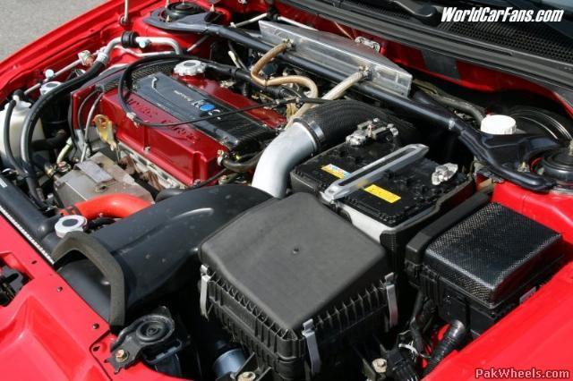 Mitsu 4G63T vs Honda K20A vs B16 vs B18 series - Mechanical