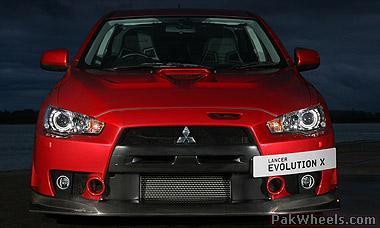 Mitsubishis 405hp EVO X FQ 400  NewsArticlesMotorists