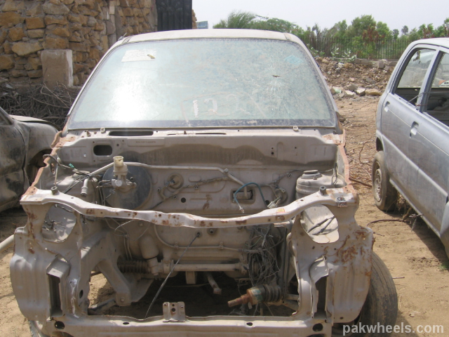 Junk Cars For Sale In Karachi