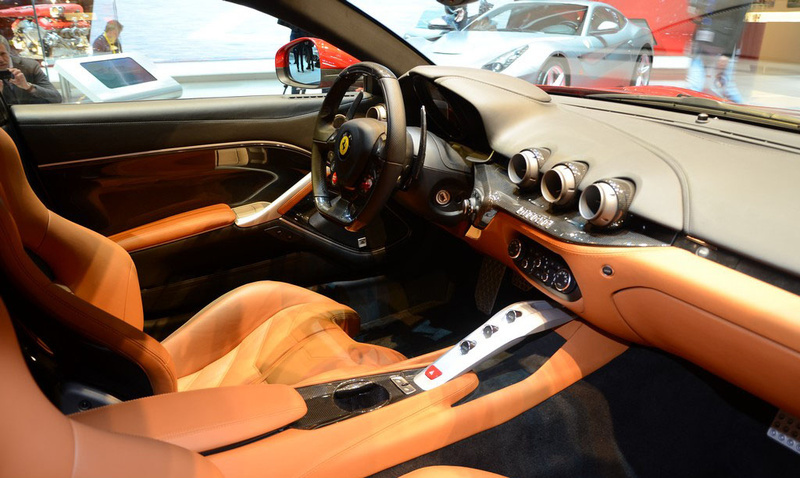 ferrari f12 berlinetta pricing revealed - news/articles/motorists
