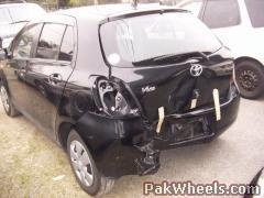 Can we import damaged accidents vehicle from Japan - Vehicle