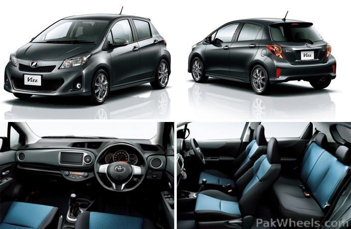 2011 Toyota Vitz Vintage And Classic Cars Pakwheels Forums