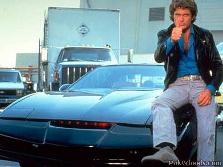 What's old is new: Knight Rider returning to TV - News