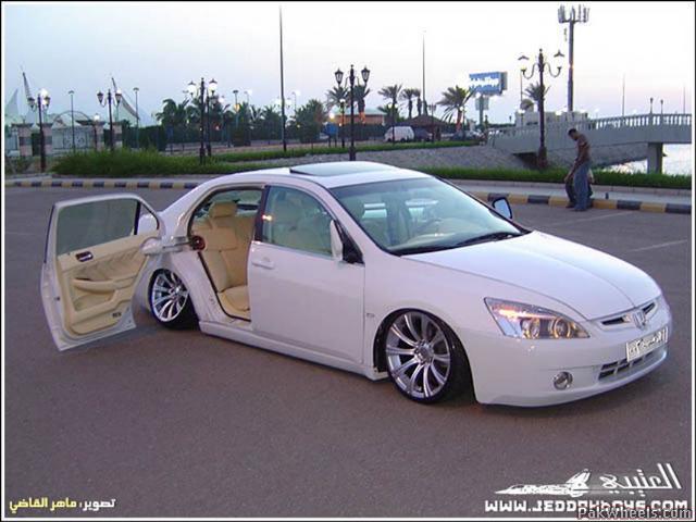 Used Bmw M5 >> Honda Accord - the Jeddah Boys seriously pimped - Vintage ...