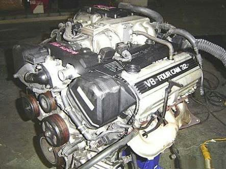 Toyota V8 engines conversion - General 4X4 Discussion - PakWheels Forums