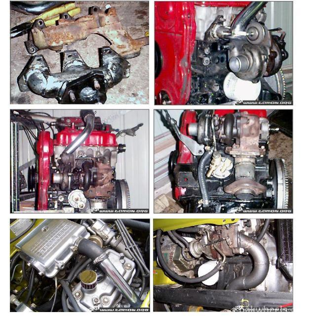 Turbo charging an F8b ) *****smartboy***** - Mechanical