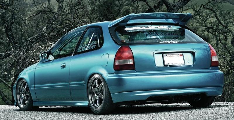 2000 Honda Civic Cx Quot Modified Quot Vintage And Classic Cars