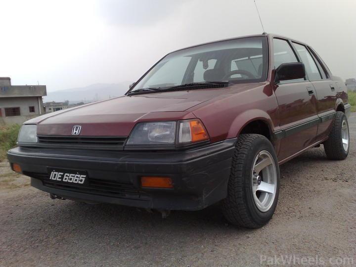 2010 Honda Civic For Sale >> Honda Civic 1986 for sale - Cars - PakWheels Forums