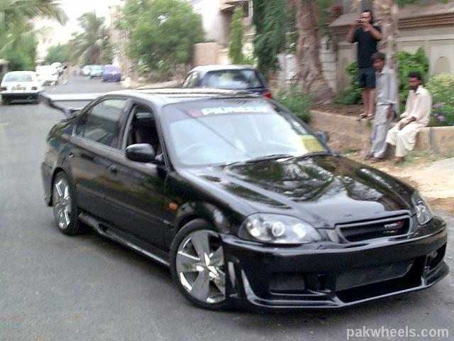 Modified Honda Civic 2000 - Civic - PakWheels Forums