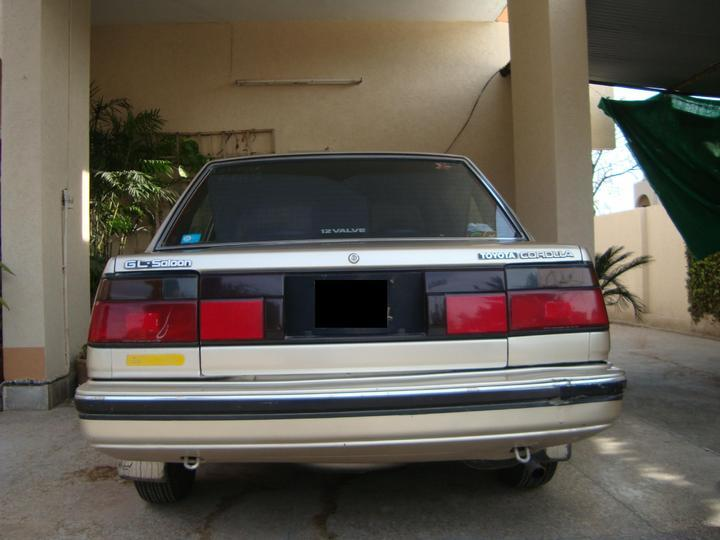 Toyota Corolla 86  For Sale   - Cars