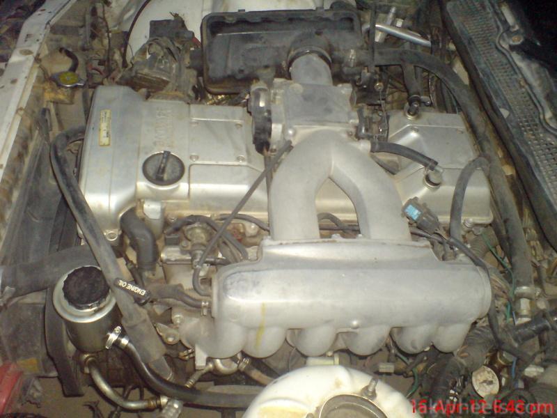 Engine For Sale 1jz-ge 2500cc Petrol With Gear  U0026 Ecu