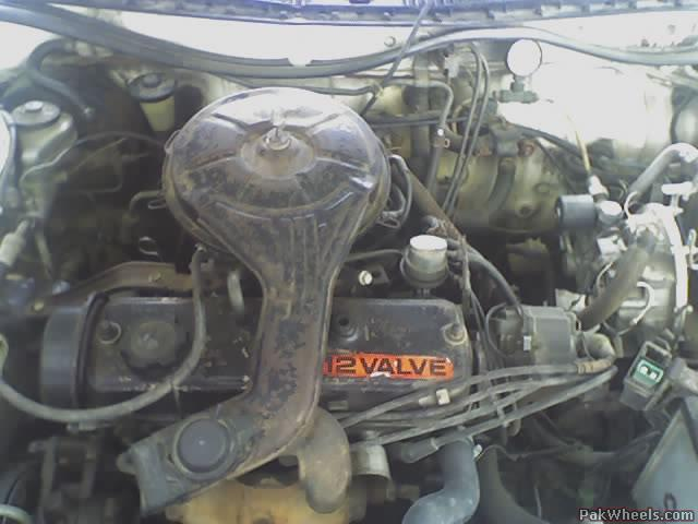 Corolla ee 80 or 2e engine corolla pakwheels forums this is my 2e btw i had changed the carby and manifold with the 1990 model coz original carby had to be repaired means opened changed it it was sciox Images