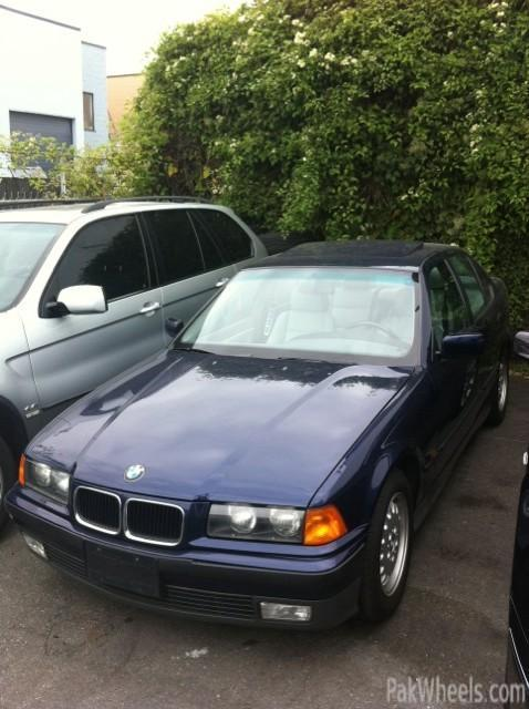 Bmw 1995 325i parts help neend lahore - Body Work/Appearance