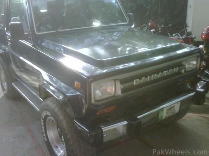 FS: 1983 Daihatsu 2door diesel jeep - Cars - PakWheels Forums