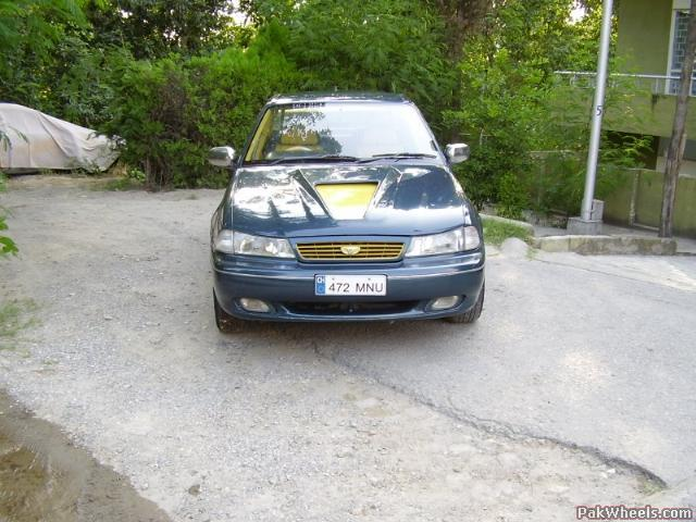 Daewoo cielo with 1.5 dohc 16v engine for sale - Car Parts ...