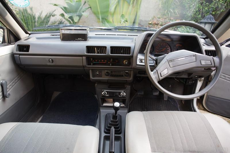 Nissan Sunny 1985 Pristine Condition - Cars - PakWheels Forums
