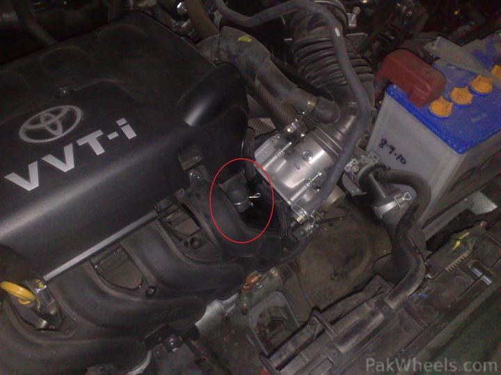 dms664] Strange Prob in Corolla Gli 2010 - Corolla