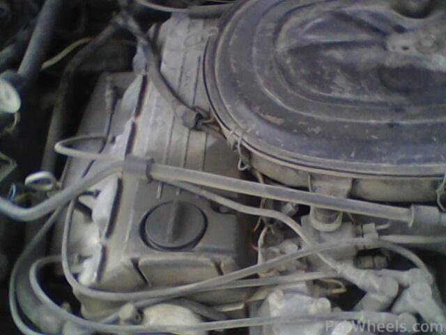 Mercedes w123 petrol engine for sale - Car Parts - PakWheels