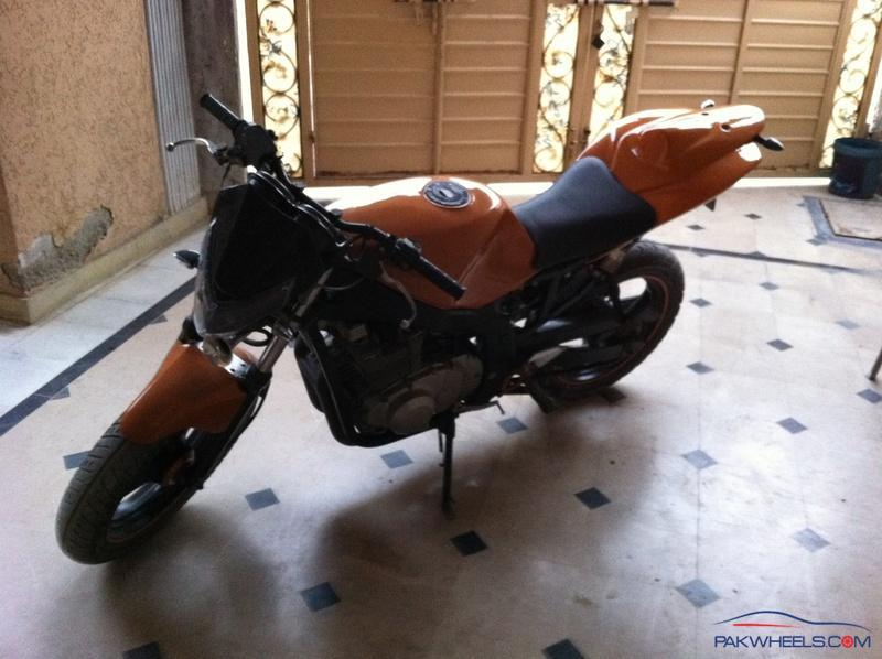 Suzuki Gs500 Streetfighter For Sale General Motorcycle
