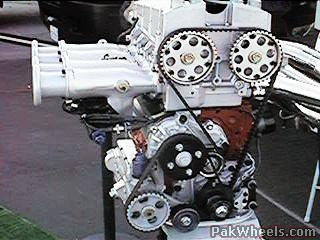 The Toyota 4AGE Engine! - Mechanical/Electrical - PakWheels