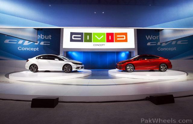2012 Honda Civic named the Top Safety Pick by IIHS - News