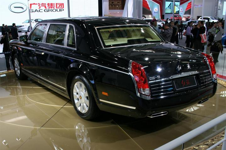 Rolls Royce Limo >> Chinese President's Official Limo! - Vintage and Classic Cars - PakWheels Forums