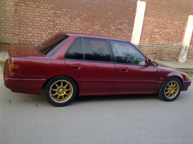 Modified honda civic 1988 for sale lhr cars for Honda civic 1988