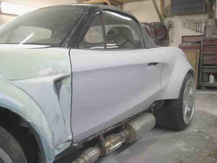 Mazda mx5 v8 - D I Y Projects - PakWheels Forums