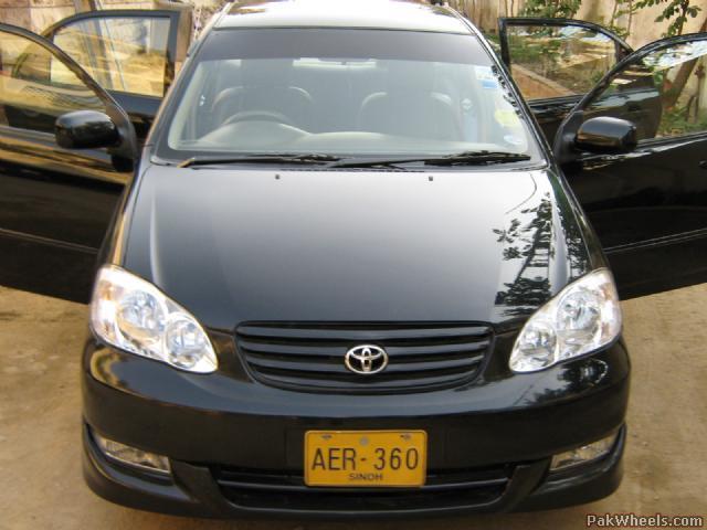 Toyota Corolla Xli U0026 39 03 For Sale - Cars