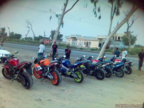 Islamabad Biker Boys Sports Bikes General Motorcycle
