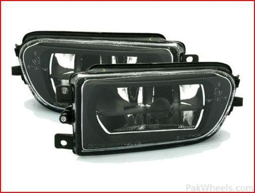 Bmw Z3 Headlights And Fog Lamps Aftermarket Spitfire