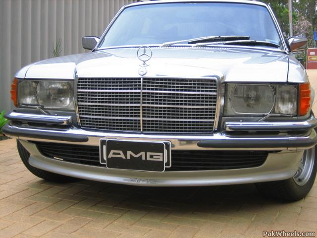 MIGHTY MERCEDES Part II - Vintage and Classic Cars